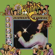 The Kinks EVERYBODY'S IN SHOWBIZ (Gatefold)