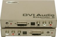 Удлинитель Gefen EXT-DVI-AUDIO-CAT5