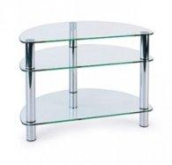 MD 401 slim хром/прозрачное стекло