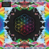 Coldplay A HEAD FULL OF DREAMS (180 Gram)