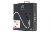 QED SILVER ANN XT Pre-Terminated Speaker Cable 2.0m QE1430