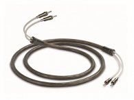 QED Supremus pre-terminated banana speaker cable 5.0m QE0006