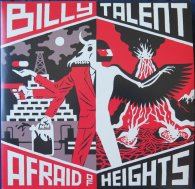 Billy Talent AFRAID OF HEIGHTS (180 Gram)