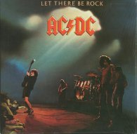 AC/DC LET THERE BE ROCK (Remastered/180 Gram)