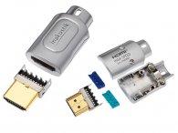 Разъем In-Akustik Exzellenz PROFI HDMI IDC Plug  #00924001