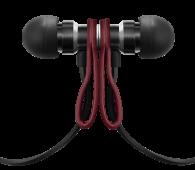 Meters Ears-BT RED