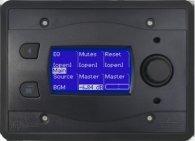 BSS BSS BLU10-BLK программируемая настенная панель управления для серии BLU. Цвет черный