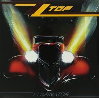 ZZ Top ELIMINATOR Rocktober/140 Gram Red Vinyl