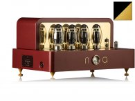 Trafomatic Audio NOA mono (black/gold finish)