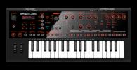 Клавишный инструмент Roland JD-Xi
