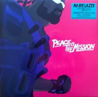 Major Lazer PEACE IS THE MISSION (LP+CD)