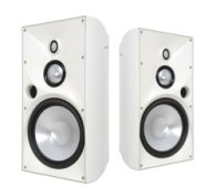 SpeakerCraft OE 8 Three White Single #ASM80831