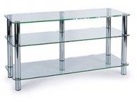 MD 505 plazma хром/прозрачное стекло