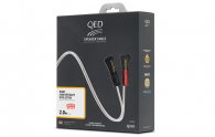 Акустический кабель QED RUBY ANN Pre-Terminated Speaker Cable 2.0m QE1420