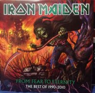 Iron Maiden FROM FEAR TO ETERNITY: THE BEST OF 1990-2010 (Picture disc/180 Gram)