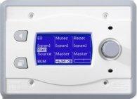 Панель BSS BSS BLU10-WHT программируемая настенная панель управления для серии BLU. Цвет белый