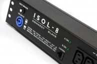 Isol-8 Connect Slave Schuko 2x2 black