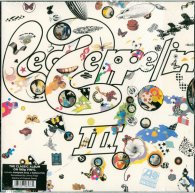 Виниловая пластинка Led Zeppelin LED ZEPPELIN III (Remastered/180 Gram)