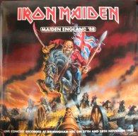 Iron Maiden MAIDEN ENGLAND '88 (Picture disc/180 Gram)