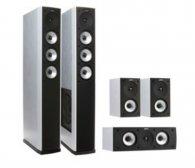 Комплект акустики Jamo S 628 HCS white ash