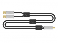 LAN кабель, USB кабель iFi Audio Gemini Dual-Headed Cable 0.7m