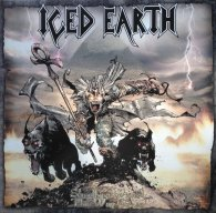 Виниловая пластинка Iced Earth SOMETHING WICKED THIS WAY COMES (RE-ISSUE 2016) (Gatefold black 2LP 180 Gram & Poster)