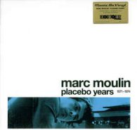 Виниловая пластинка Marc Moulin PLACEBO YEARS (180 Gram/crystal Clear vinyl)