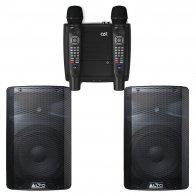 Комплект караоке Art-System AST Home + Акустическая система Alto TX210