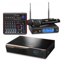 Комплект Art-System AST-50, радиосистема AST-922M и микшер AST-6FX (170 000+27000+15000)