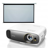 Комплект проектор Benq W1720 + Classic Lyra (16:9) 251x147 (E 244x137/9 MW-S0/W)