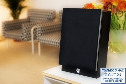 Полочная акустика System Audio SA Talent Satin Black