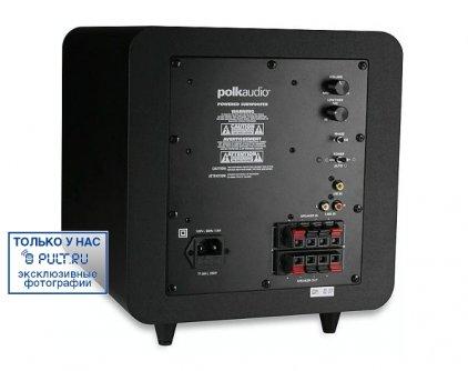Сабвуфер Polk audio PSW 111 black