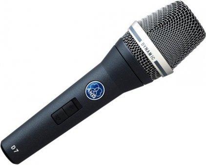 AKG D7S вокальный микрофон