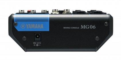 Микшерный пульт Yamaha MG06
