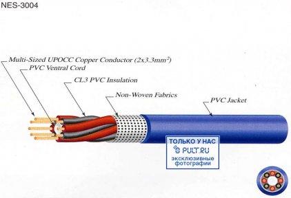 Акустический кабель Neotech NES-3004 2.5m