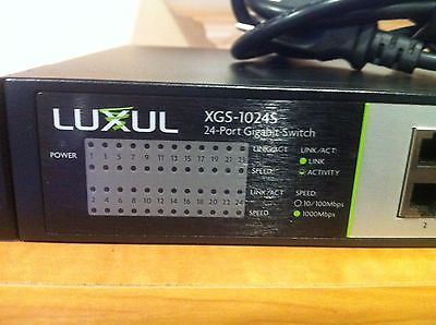 Luxul XGS-1024S