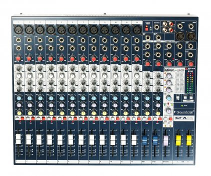 Микшерный пульт Soundcraft EFX12