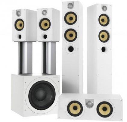 Напольная акустика B&W 683 S2 matte white