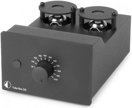 Фонокорректор Pro-Ject Tube Box DS black (MM/MC)