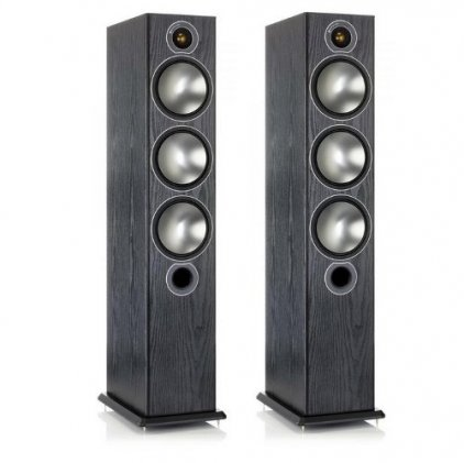 Напольная акустика Monitor Audio Bronze 6 black oak
