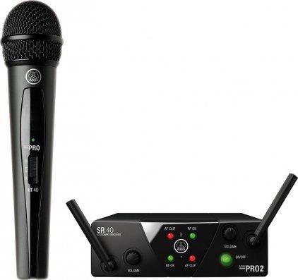 Радиосистема AKG WMS40 Mini Vocal Set BD ISM2 (864.375)