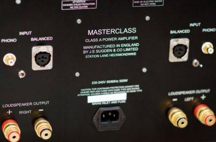 Усилитель звука Sugden MASTERCLASS SPA-4
