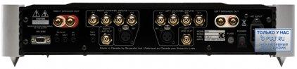 Стереоусилитель Sim Audio MOON 600i black (красный дисплей)
