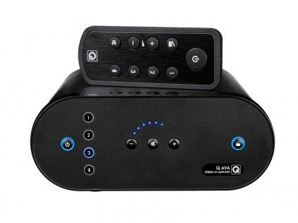 Стереоусилитель Q-Acoustics Q-AVA Stereo AV Amplifier Black
