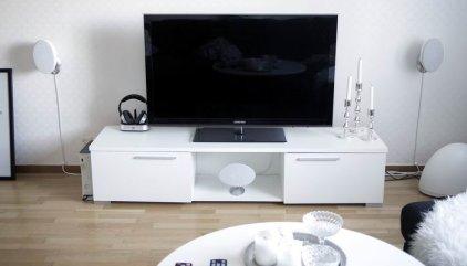 KEF E301 white