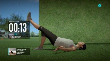 Microsoft Игра для Xbox360 Nike+ Kinect Training (RUS)