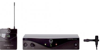 Радиосистема AKG Perception Wireless 45 Pres Set BD A (530-560)