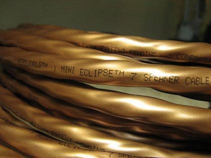 Акустический кабель Wire World Mini Eclipse 7 Speaker Cable 3.0m