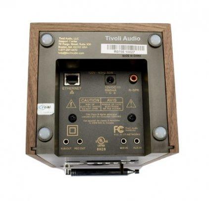 Радиоприемник Tivoli Audio NetWorks Stereo with FM wenge/gold