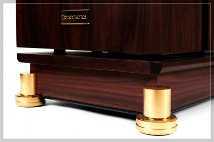 Напольная акустика Dynaudio Consequence Ultimate Edition rosewood with gold